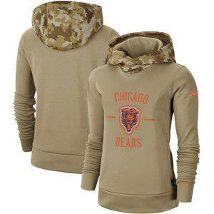 Women's Chicago Bears Pullover Hoodie